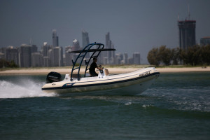 AB Nautilus 19 DLX Inflatable RIB