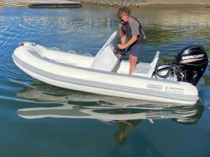 Aurora Reef Rider 360 Deluxe RIB
