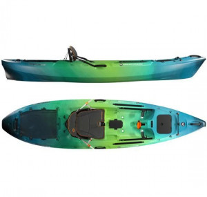 Brand new top of the line Wilderness Systems Tarpon 105 sit on top kayak.