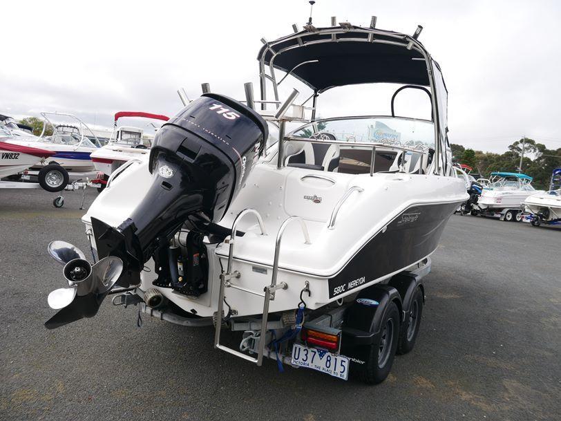 Stejcraft 580C Nereyda Cabin Boat