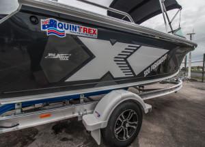2021 Quintrex 500 Fishabout Pro