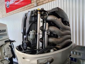 140hp Johnson four stroke engine 2004