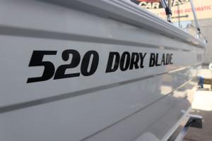 Quintrex 520 Dory Blade