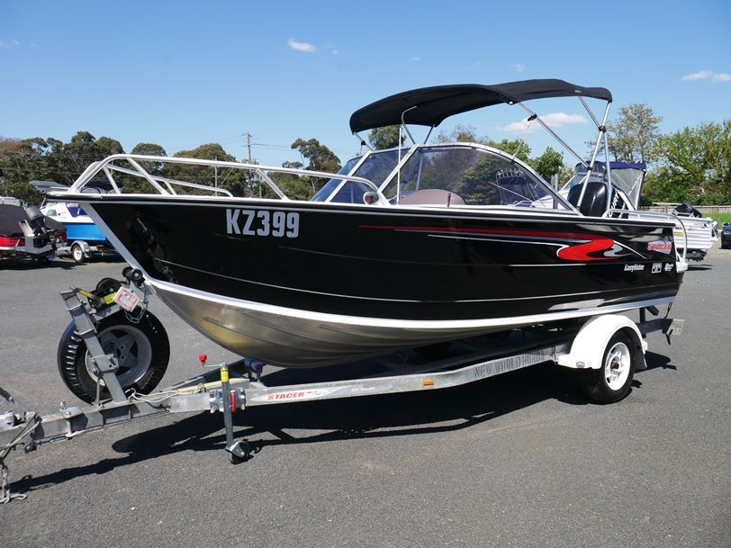 Stacer 519 Easy Rider Bow Rider - 2007 Model