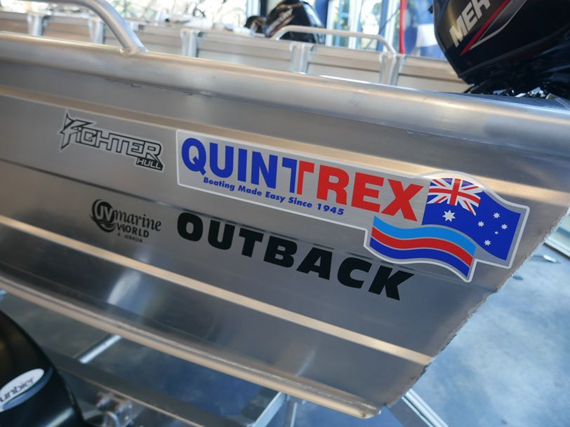 Quintrex 390 Outback Explorer Package