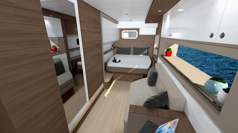 Bali 4.4 Catamaran Whitsundays June 2022  – Yacht Share Mariner