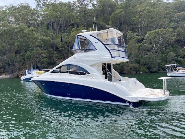 36 Searay Flybridge Sedan