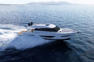 Maritimo S60 Sedan Motor Yacht