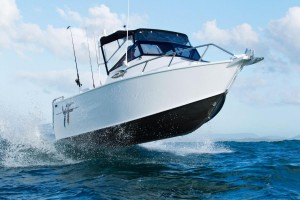 Quintrex 6700 Yellowfin