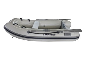 Mercury 250 Air Deck