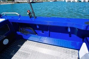Quintrex 6700 Yellowfin HT