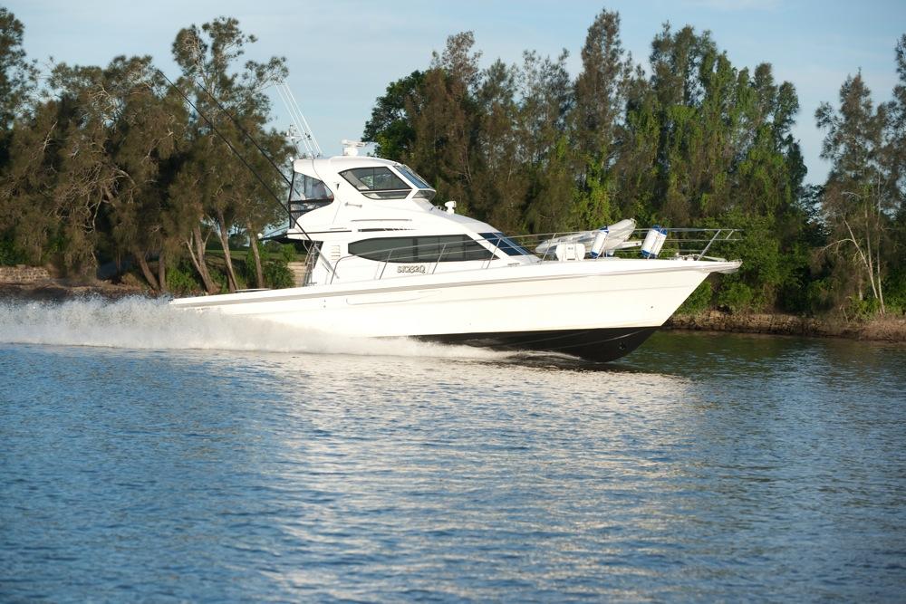 Steber 4800 Sports Motor Cruiser