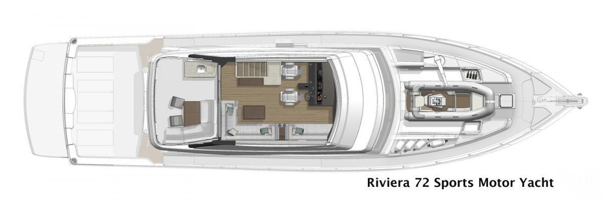 Riviera 72 Sports Motor Yacht