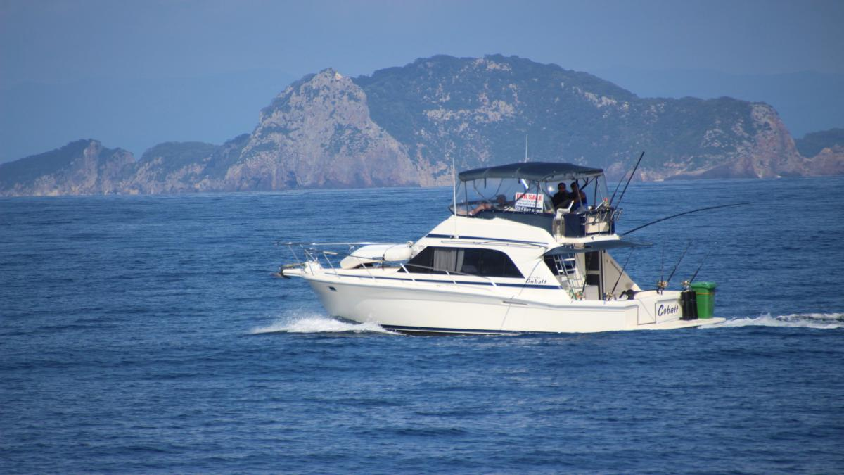 Riviera 33 Flybridge Sportfisher