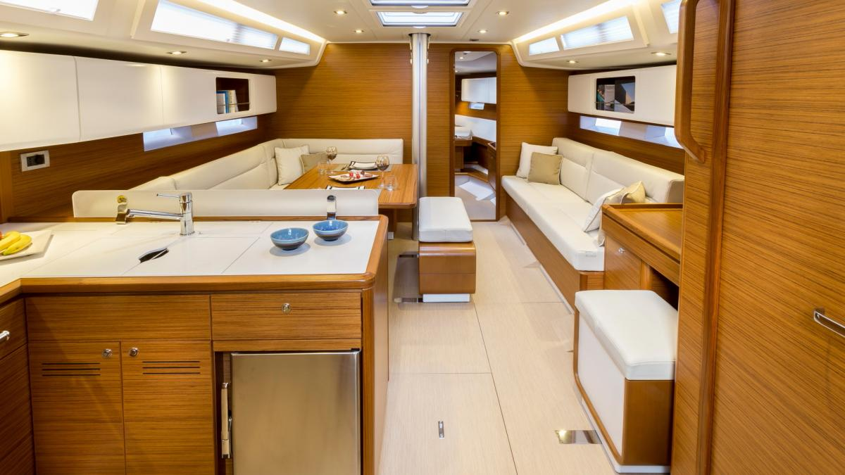 Grand Soleil Yachts 47 Performance