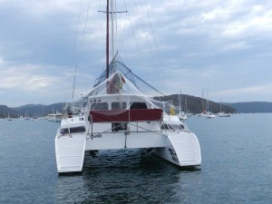 Easy Catamaran 33
