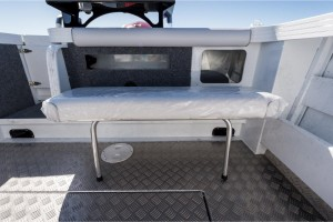 Quintrex 610 Trident Hard Top