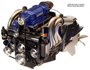 Mercury 662 SCi Racing Sterndrive