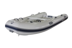 Mercury 340 Ocean Runner RIB