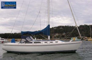 Catalina 34 - SOLD