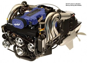 Mercury 525 EFI Racing Sterndrive