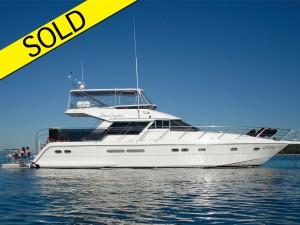 1993 Horizon 72ft Motor Yacht