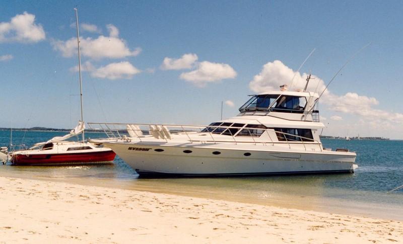 Steber 5200 Luxury Motor Cruiser