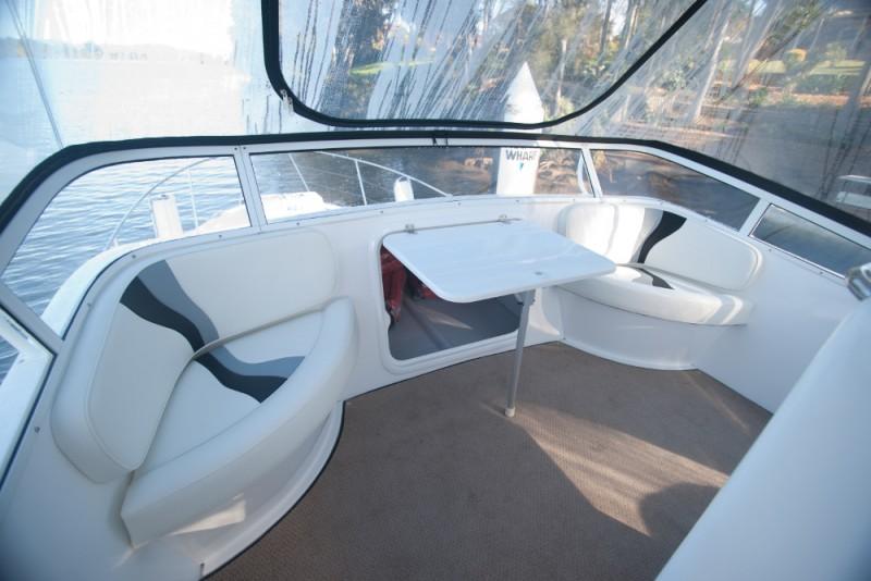 Steber 3800 Twin Cabin Family Cruiser