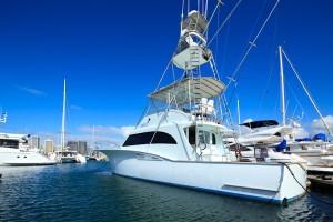 Custom Game Fishing Boat