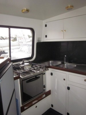 Destiny Pilothouse Trawler 40