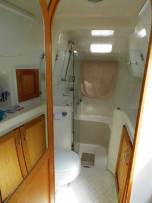 Lightwave 38 Cruising Catamaran