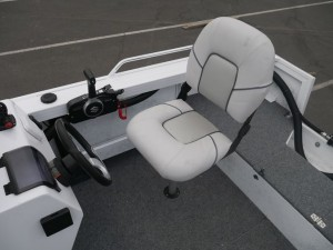 QUINTREX 440 RENEGADE - SIDE CONSOLE