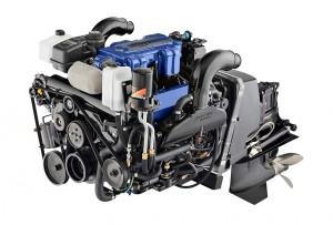 Mercury 520 Racing Sterndrive