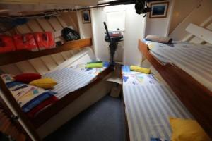 Carvel Bridge Deck Cruiser