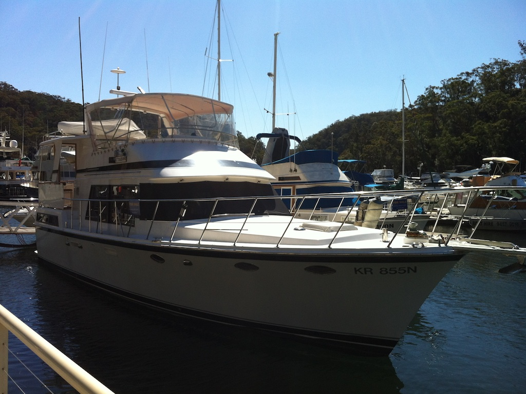 Tradewinds 20 Aft Cabin Cruiser   Empire Boat Sales