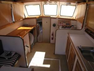 Timber Taylor Motor Cruiser 32