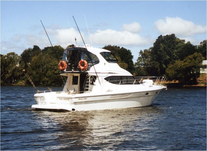 Steber 4380 Luxury Motor Cruiser