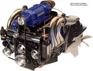 Mercury 600 SCi Racing Sterndrive