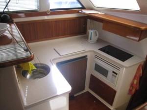 1996 Riviera 40 Aft Cabin