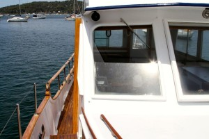 Island Gypsy Flybridge 36