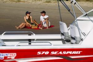 Quintrex 570 Sea Spirit